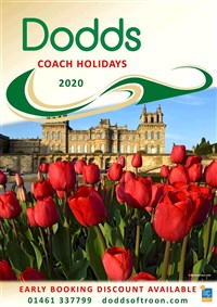 2020 Mar-Dec Coach Holidays Brochure