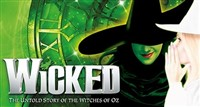 Wicked The Musical - Edinburgh Playhouse - 2018