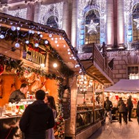 Belfast Christmas Markets and Titanic Experience
