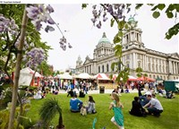 Belfast City and Titanic Experience Day Tour