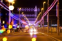Blackpool Illuminations and Southport
