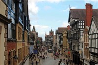 Historic Chester and Liverpool
