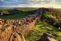 Hadrians Wall, Durham and Alnwick Castle