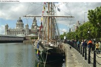 Tall Ships at Liverpool Weekend