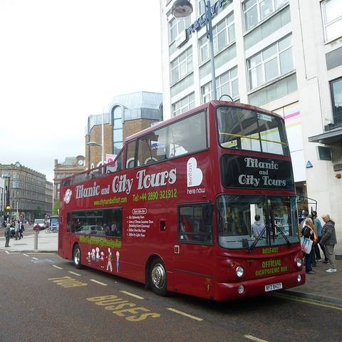 Belfast City And Titanic Day Tour From Ayrshire Glasgow