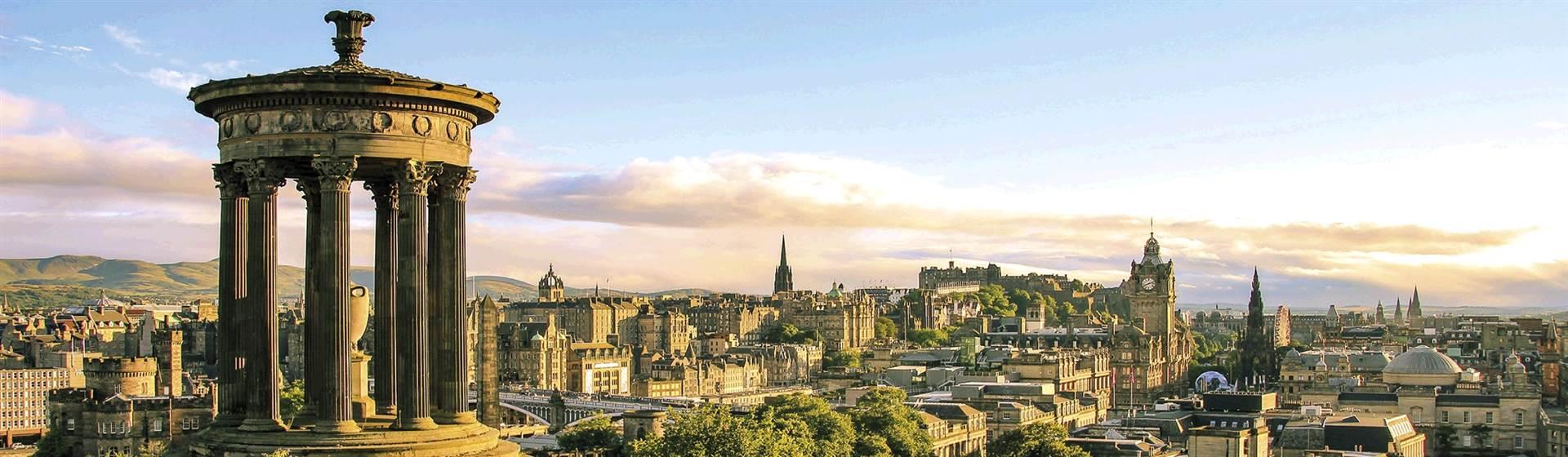 Gretna Green and Edinburgh