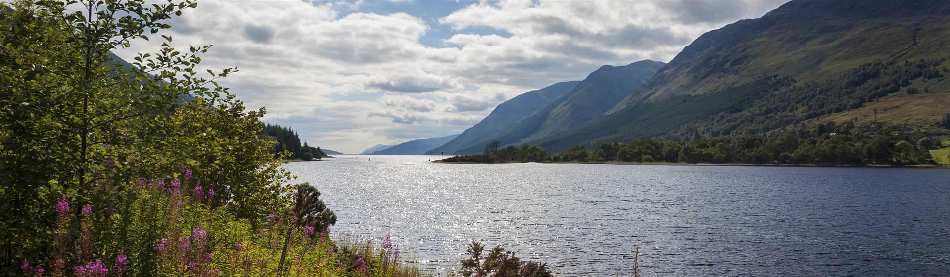 Scottish Highlands and Loch Ness