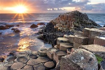 Giants Causeway and Antrim Coast