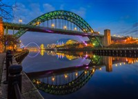 Newcastle and Holy Island