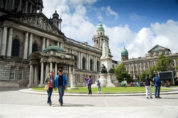 Belfast City Centre