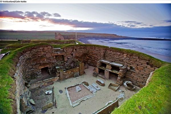 Orkney Skarabrae